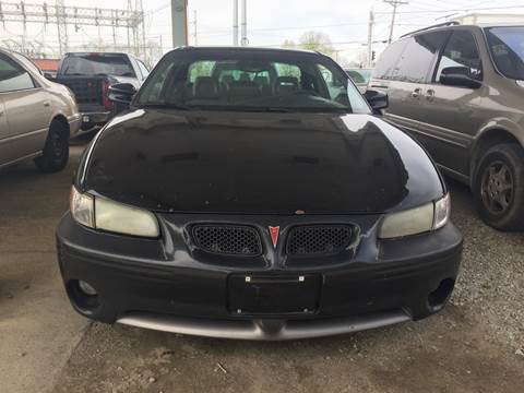 2001 Pontiac Grand Prix for sale in Circleville, OH