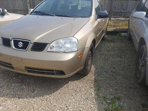 2005 Suzuki Forenza for sale in Circleville, OH
