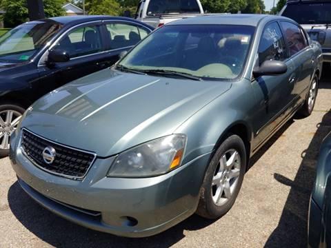 2006 Nissan Altima For Sale >> Used 2006 Nissan Altima For Sale In Ohio Carsforsale Com