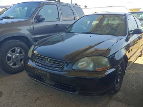 1996 Honda Civic for sale in Circleville, OH