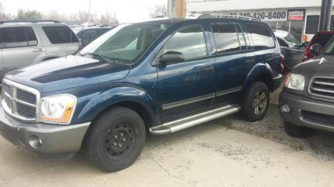 2005 Dodge Durango for sale in Circleville, OH
