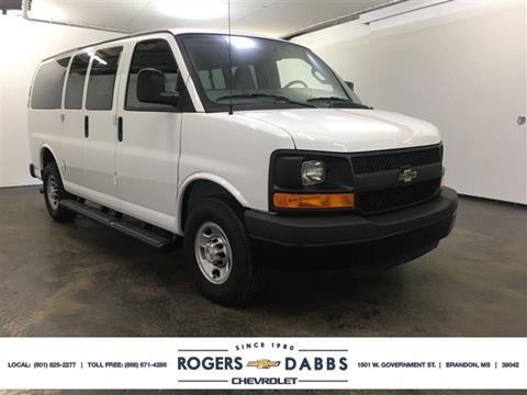 2016 Chevrolet Express Passenger for sale in Brandon, MS