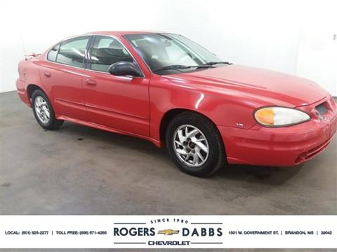 2004 Pontiac Grand Am for sale in Brandon, MS