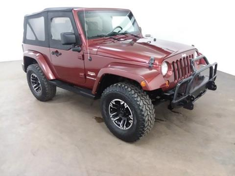 2007 Jeep Wrangler for sale in Brandon, MS
