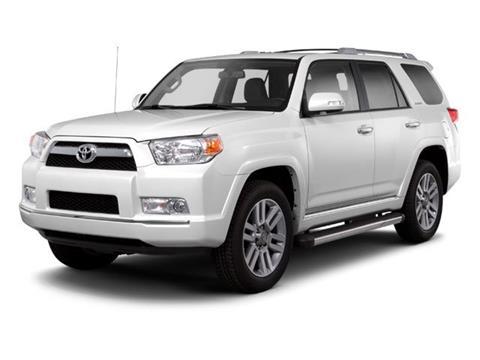 2013 Toyota 4runner For Sale >> 2012 Toyota 4runner For Sale In Brandon Ms