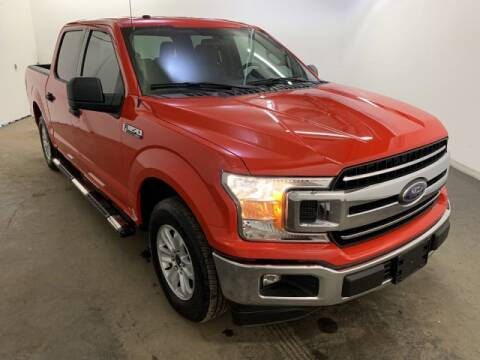 2018 Ford F-150 XLT for sale at ROGERS-DABBS CHEVROLET in Brandon MS