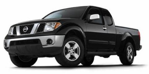 2006 Nissan Frontier SE for sale at ROGERS-DABBS CHEVROLET in Brandon MS