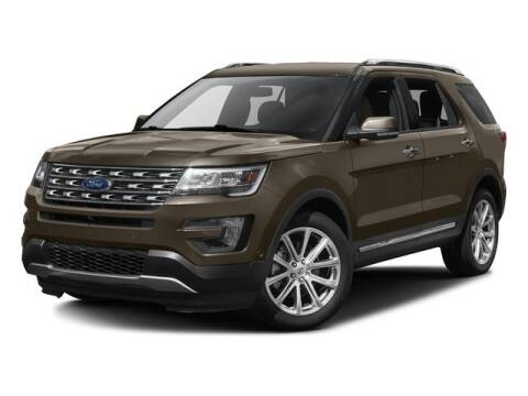 2016 Ford Explorer Limited for sale at ROGERS-DABBS CHEVROLET in Brandon MS