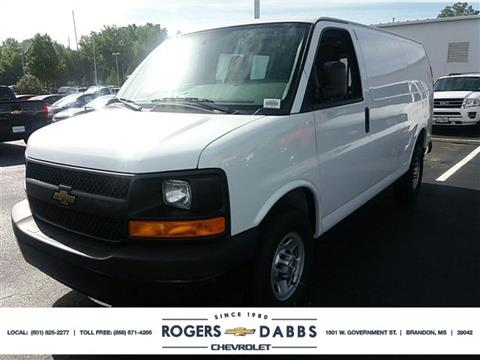 2017 Chevrolet Express Cargo for sale in Brandon, MS