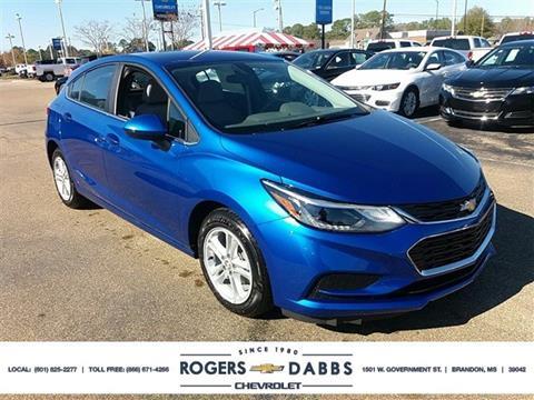 2017 Chevrolet Cruze for sale in Brandon, MS