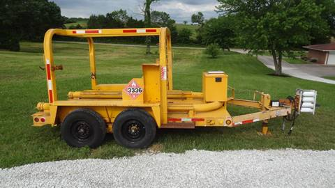 1991 KEIFER FLATBED for sale at Busch Motors in Washington MO