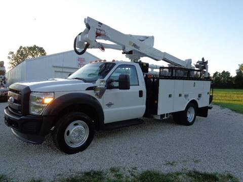 2011 Ford F-550 for sale in Washington, MO