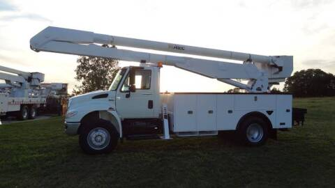 2009 International 4300 for sale at Busch Motors in Washington MO