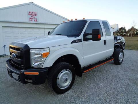 2016 Ford F-250 for sale at Busch Motors in Washington MO