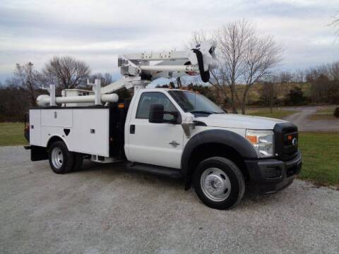 2011 Ford F-550 for sale at Busch Motors in Washington MO