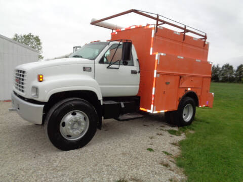 2001 GMC C7500 for sale at Busch Motors in Washington MO