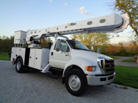 2011 Ford F-750 for sale at Busch Motors in Washington MO
