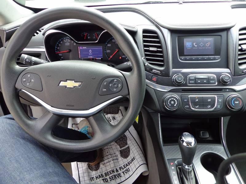 2015 Chevrolet Impala LS 4dr Sedan - Portland ME