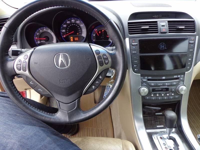 2008 Acura TL 4dr Sedan - Portland ME