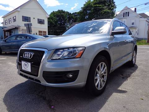 2010 Audi Q5 for sale in Portland, ME