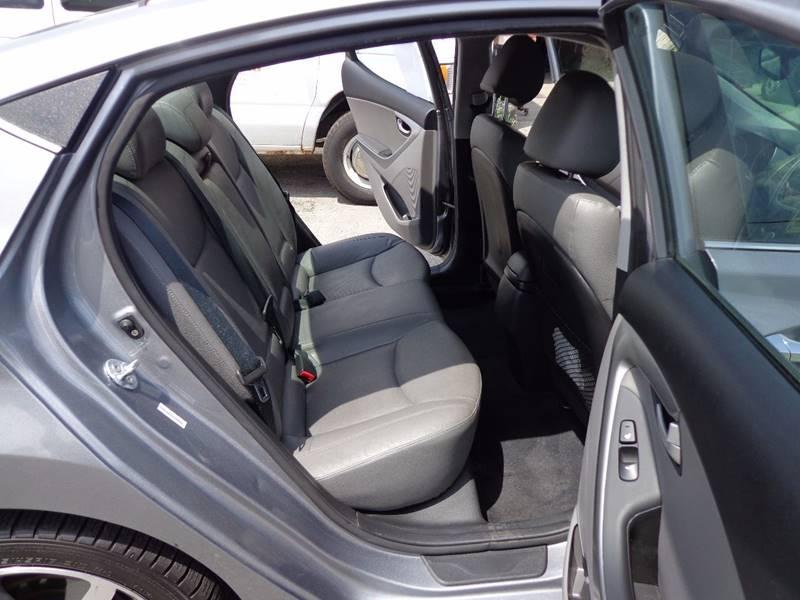 2014 Hyundai Elantra Limited 4dr Sedan 6A - Portland ME
