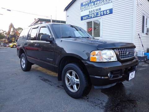 2005 Ford Explorer for sale in Portland, ME