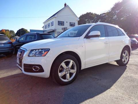 2011 Audi Q5 for sale in Portland, ME