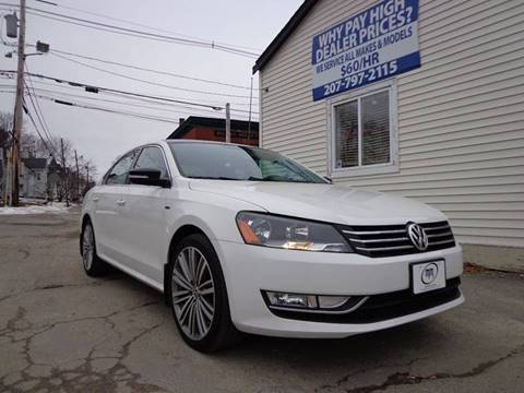 2015 Volkswagen Passat for sale in Portland, ME