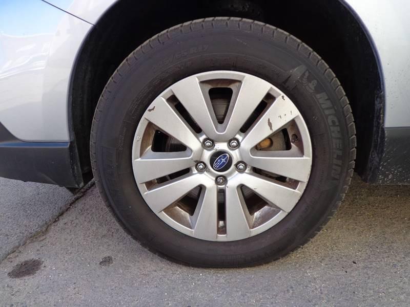 2015 Subaru Outback AWD 2.5i Premium 4dr Wagon - Portland ME