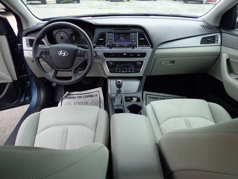 2016 Hyundai Sonata Hybrid SE 4dr Sedan - Portland ME