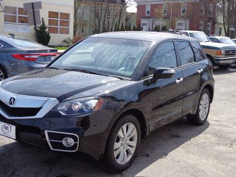 2012 Acura RDX for sale in Portland, ME