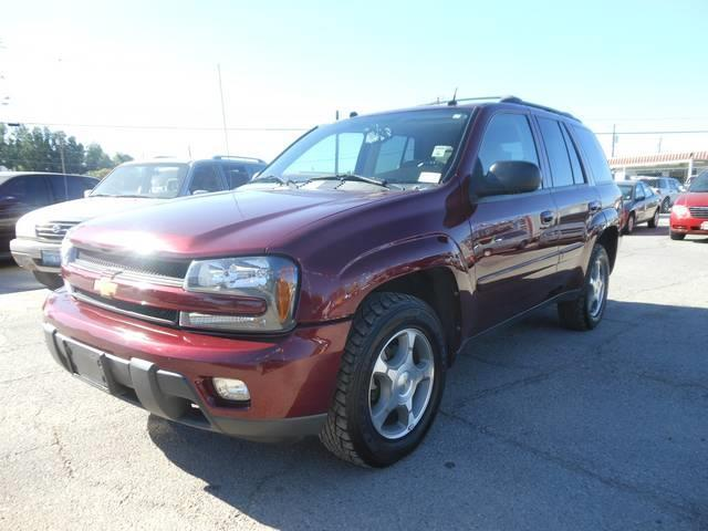 Used Cars in Henderson 2005 Chevrolet TrailBlazer