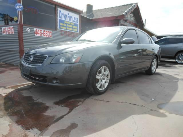 Used Cars in Henderson 2005 Nissan Altima