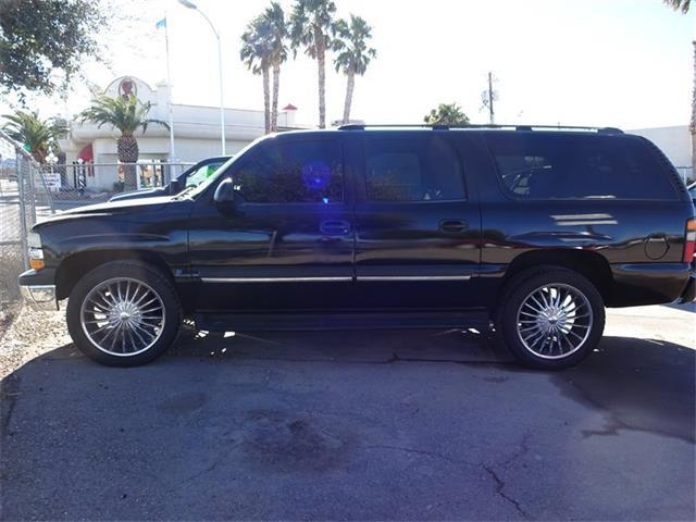 Used Cars in Henderson 2004 Chevrolet Suburban