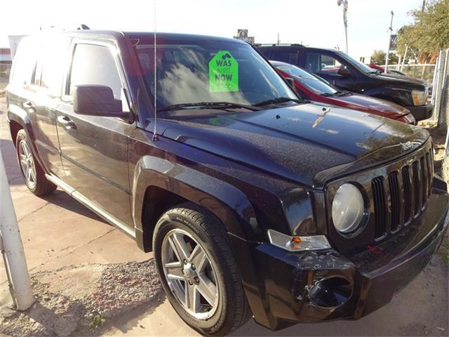 Used Cars in Henderson 2007 Jeep Patriot