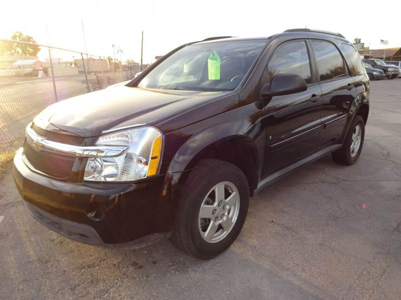 Used Cars in Henderson 2007 Chevrolet Equinox
