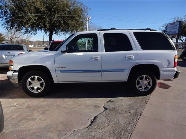 Used Cars in Henderson 2003 GMC Yukon