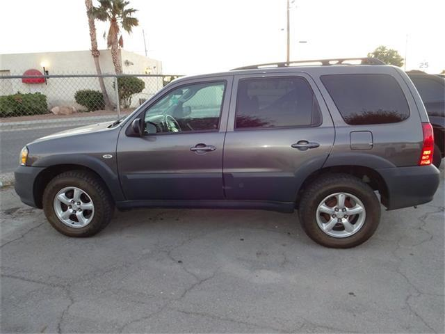 Used Cars in Henderson 2006 Mazda Tribute