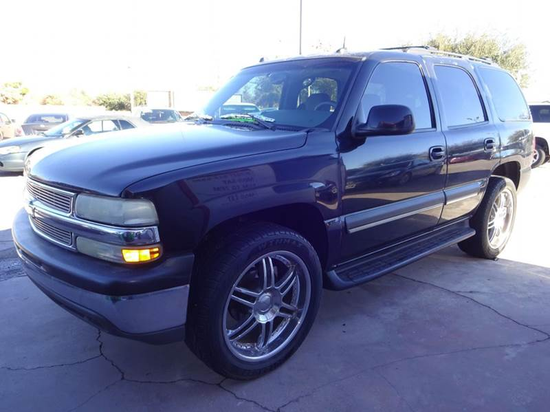 Used Cars in Henderson 2004 Chevrolet Tahoe