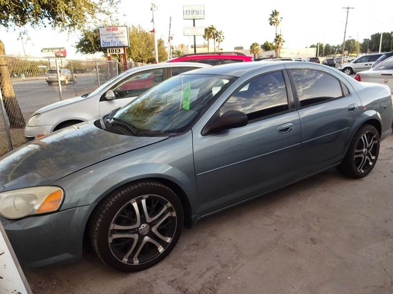 Used Cars in Henderson 2006 Chrysler Sebring