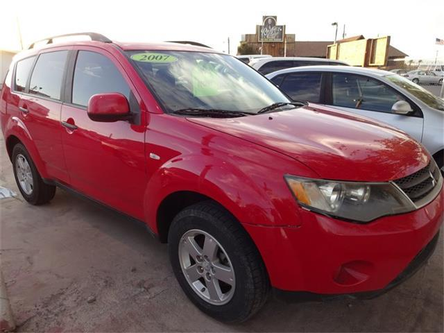 Used Cars in Henderson 2007 Mitsubishi Outlander