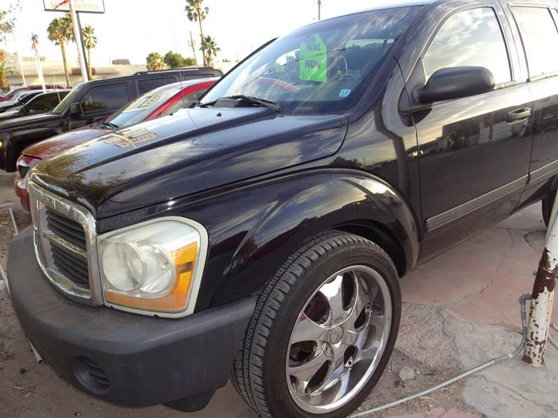 Used Cars in Henderson 2006 Dodge Durango