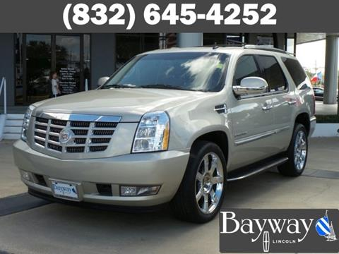 2014 Cadillac Escalade for sale in Houston, TX