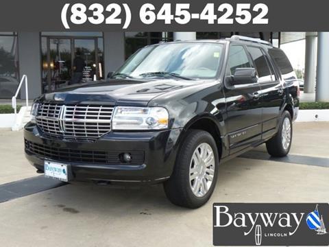 2014 Lincoln Navigator for sale in Houston, TX