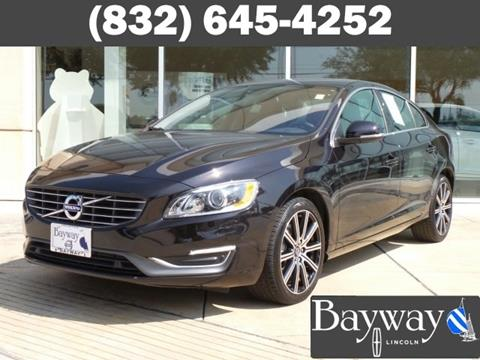 2014 Volvo S60 for sale in Houston, TX