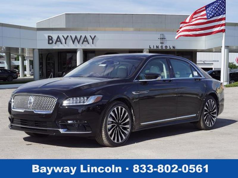 2019 lincoln continental awd black label 4dr sedan in. Black Bedroom Furniture Sets. Home Design Ideas