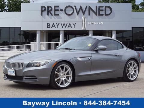 2010 BMW Z4 for sale in Houston, TX