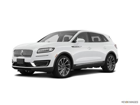 2019 Lincoln Nautilus for sale in Houston, TX