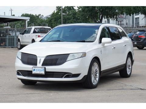 2013 Lincoln MKT for sale in Houston, TX