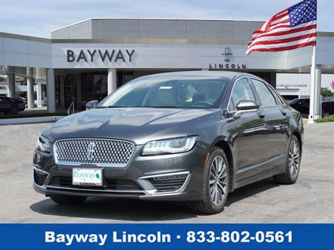 2020 Lincoln MKZ for sale in Houston, TX